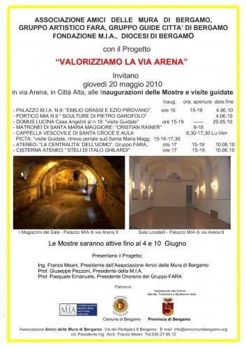 locandina via Arena 101.jpg