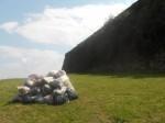 orobicambiente,pulizia-mura,scoperta-mura
