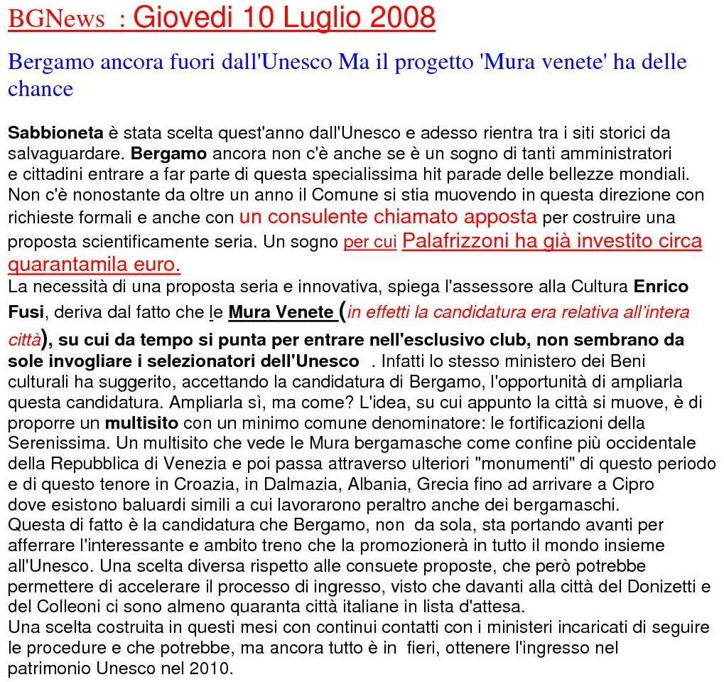 20080710 Unesco - Bgnews