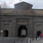 Porta di S.Agostino con Leone di S.Marco