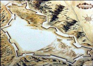 """il Colle """"aperto"""" del Forte S.Marco"""