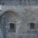 Baluardo di S.Giacomo - cannoniera ovest.