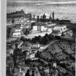 1840ca vista da S.Vigilio - particolare