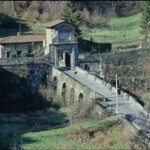 Cortina di porta S.Lorenzo - faccia nord e faccia sud