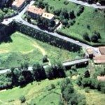 fianco est della Cortina di porta S.Lorenzo
