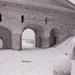 Porta di S.Giacomo - lato interno Mura