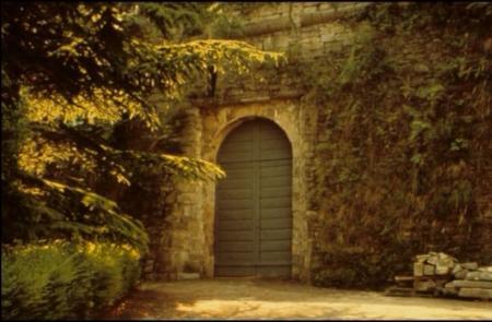 Forte S.Marco - la Porta del Soccorso verso S.Vigilio
