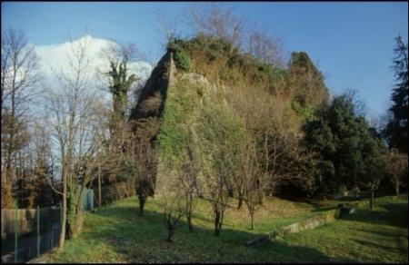 Forte S.Marco - il baluardo Pallavicino