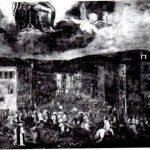 Franco-alemanni scorazzano per Borgo S.caterina