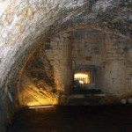 Baluardo di S.Giovanni, interno cannoniere