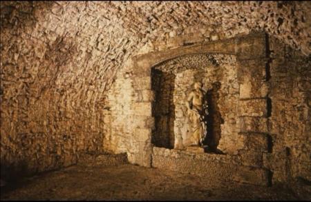 Forte S.Marco - la sortita del baluardo Pallavicino