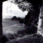 Cortina di S.Lorenzo, visuale dalla cannoniera