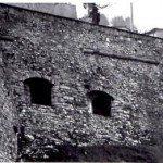 Cortina di S.Lorenzo, le  cannoniere