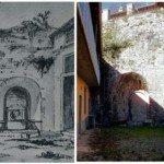 la fontana nella casa del castellano.. ieri e oggi