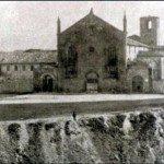 1890 S.Agostino (allora caserma) e il foppone