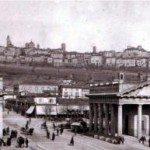 Propilei e storico skyline