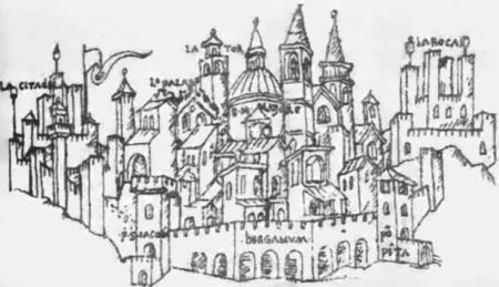 Bergamo del 1200