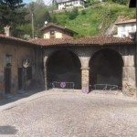 Porta S Lorenzo - interno