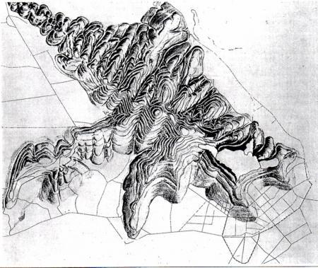 Orografia completa dei colli