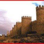 Avila -Spagna