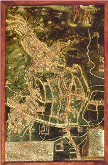 1693 a volo d'uccello - Alvise Cima -Mai