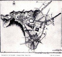 1769 plan de Bergame - J_de la Lande - Parigi - Mai