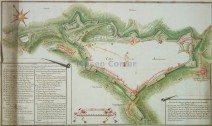 1796 pianta topografica delle Mura -anonimo -museo Correr