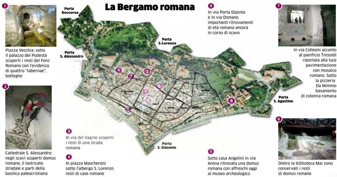 BG romana- ritrovamenti - Eco 2012