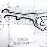 """1620 - progetto della """"strada coperta"""""""