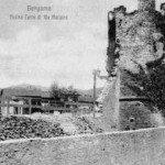 Muraine - la demolizione - 1901