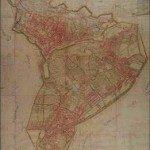 mappa dell''800 - Arch. Storico BG