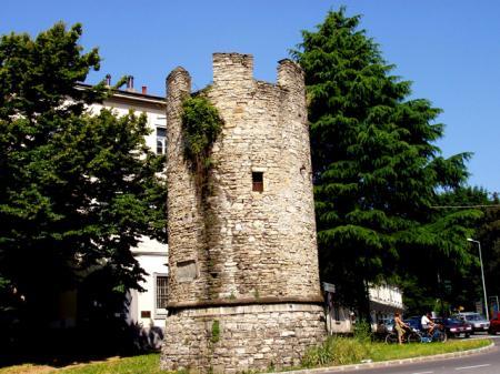 Sopravvissuta! la Torre del Galgario