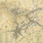 nella mappa Manzini del 1878