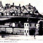 1870ca Bg alta e antica fiera - G.Bertotti - Mai