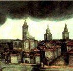 """1640ca dipinto Ceresa """"S.Vincenzo"""" - Duomo"""