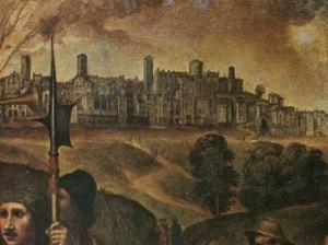 1630 da dipinto Martirio di S.Alessandro - Acc.Carrara