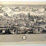 1740ca Bergamum - da incisione Werner