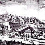 1725 incisione Giorgio Fossati - museo Corner -VE