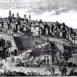 1740ca da incisione Giorgio Fossati - racc.Piccinelli