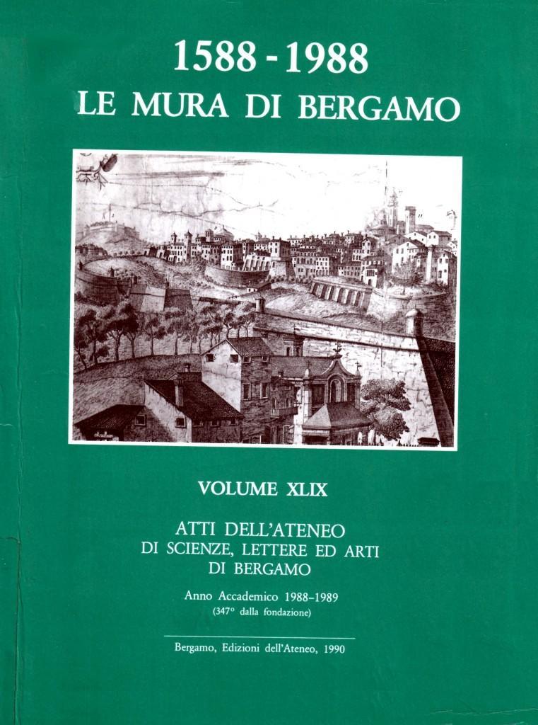 03 - 1588-1988 Le Mura di Bergamo