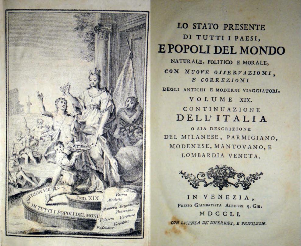 20 - Bergamo 1751 -popoli