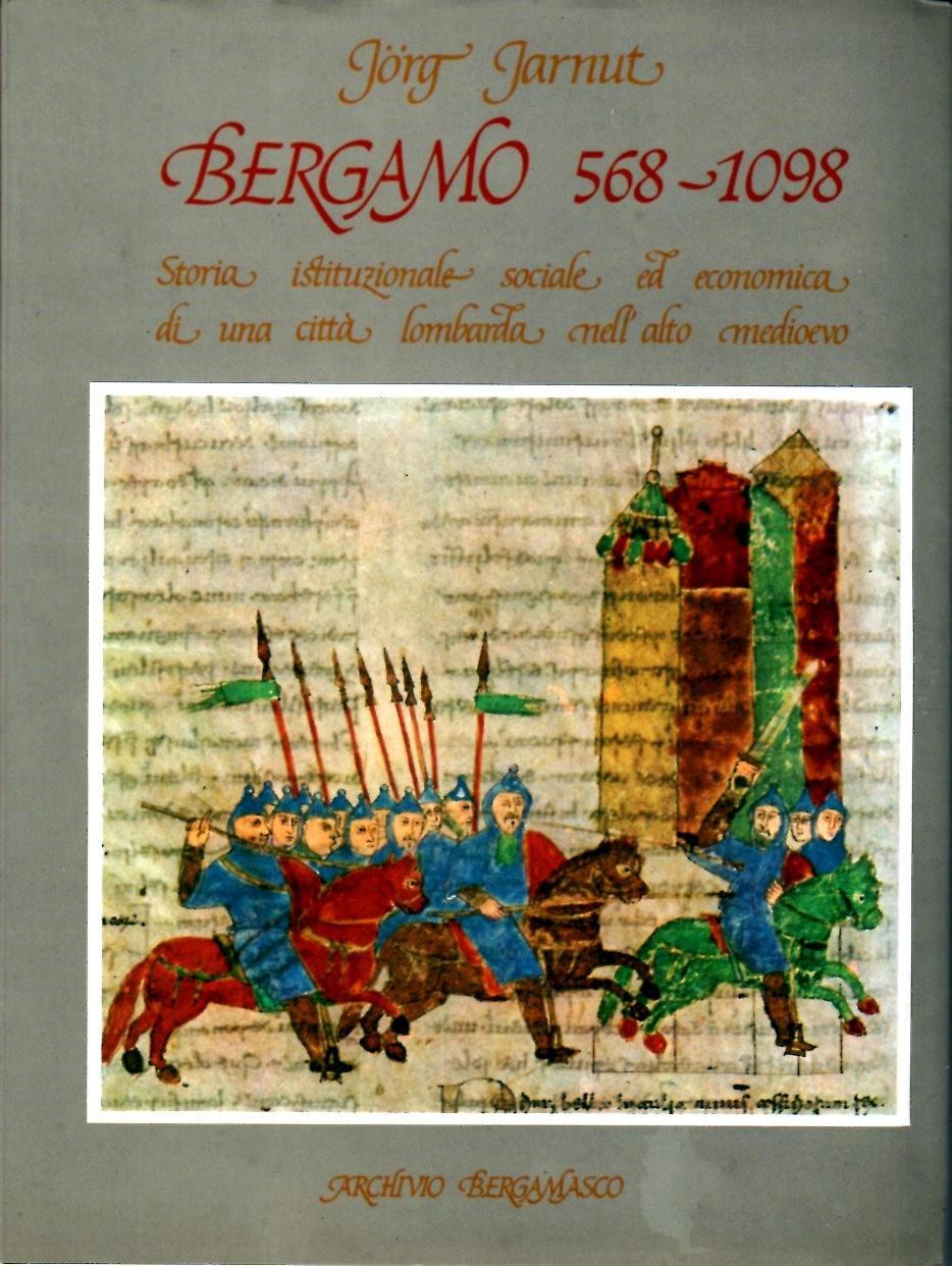 25 - Bergamo 568-1098 Jarnut