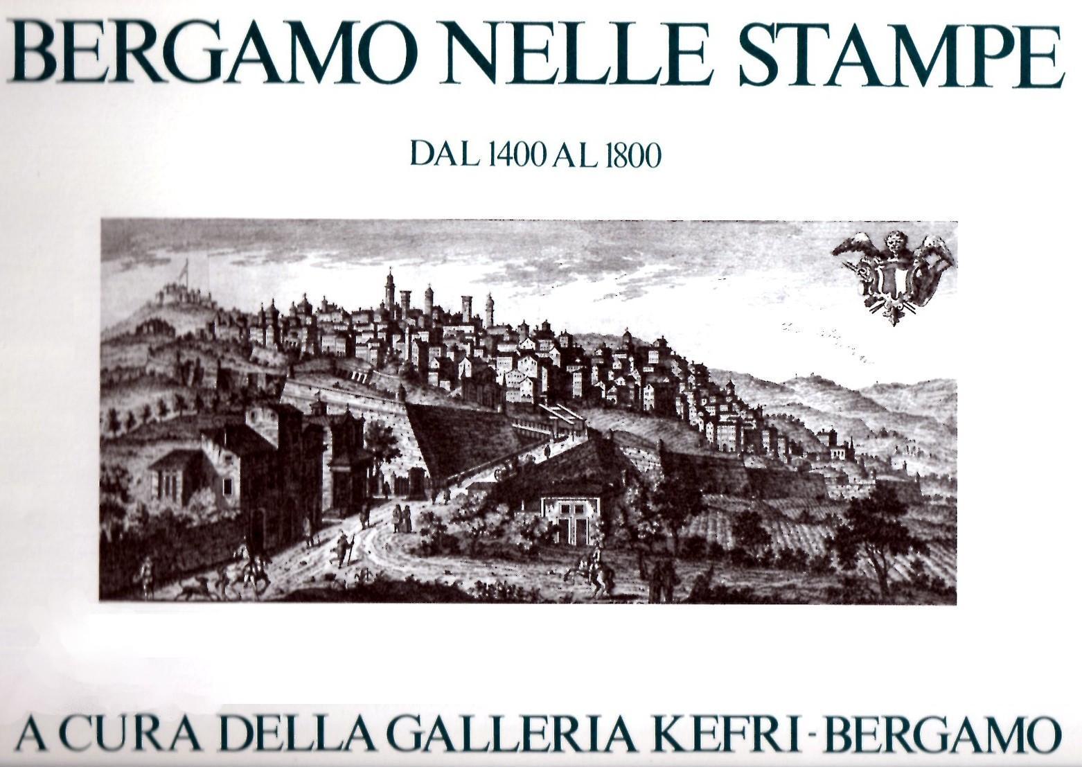 26 - Bergamo nelle stampe