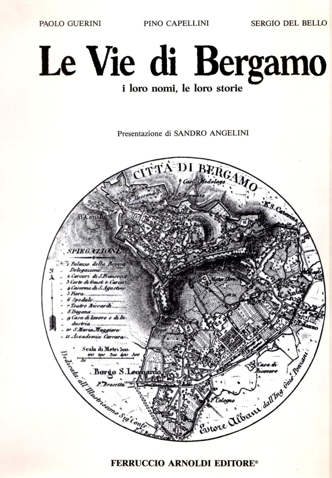 39 - Le vie di Bergamo