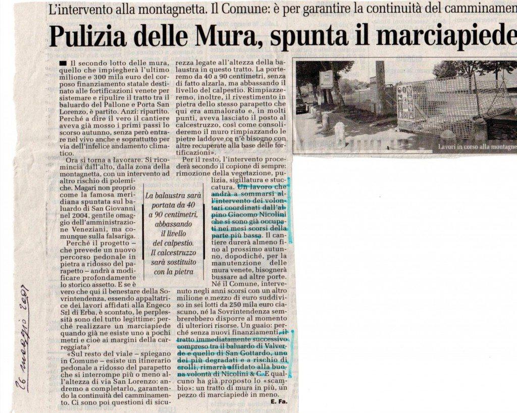 070527 pulizia Mura -Eco
