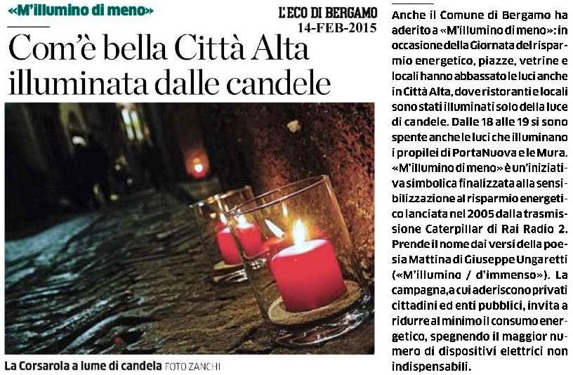 150214 città alta a lume candela