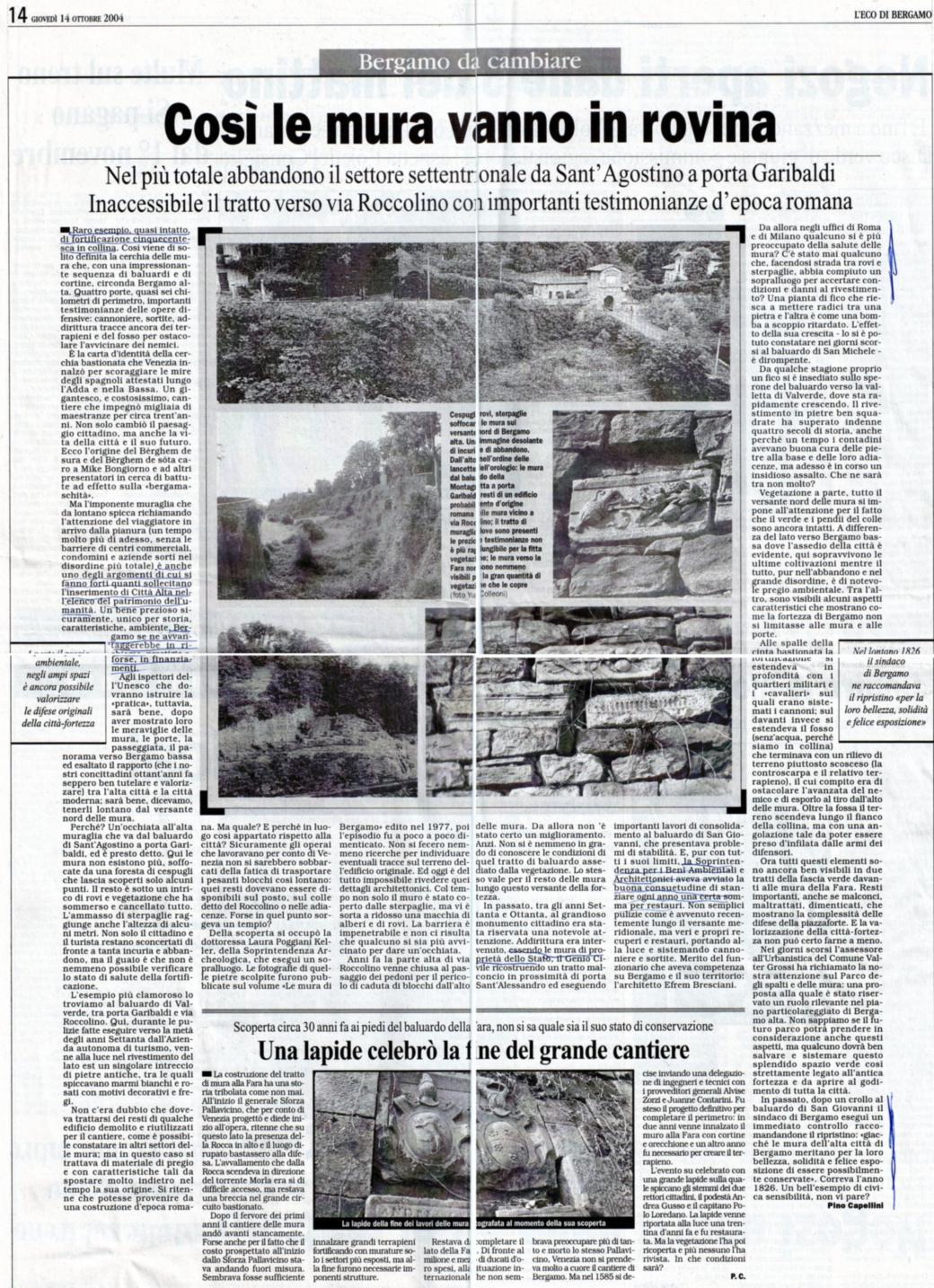 20041014 protesta mura disastrose