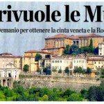 Bergamo rivuole le Mura