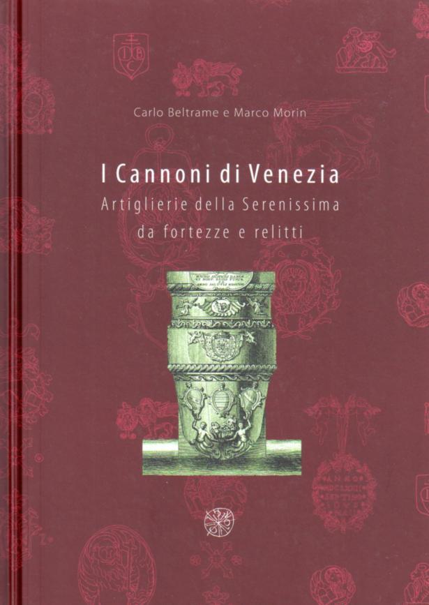 libro - cannoni di Venezia