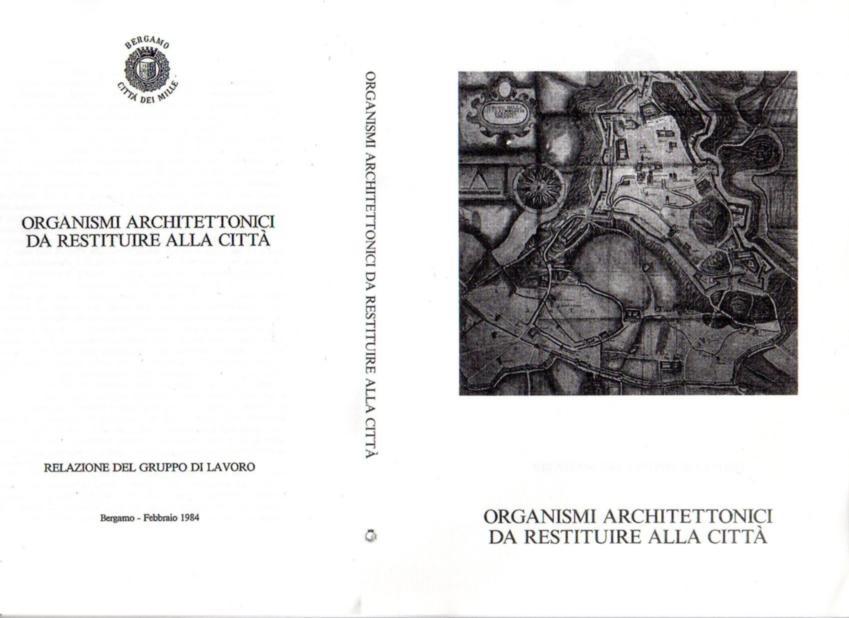 libro - organismi architetettonici